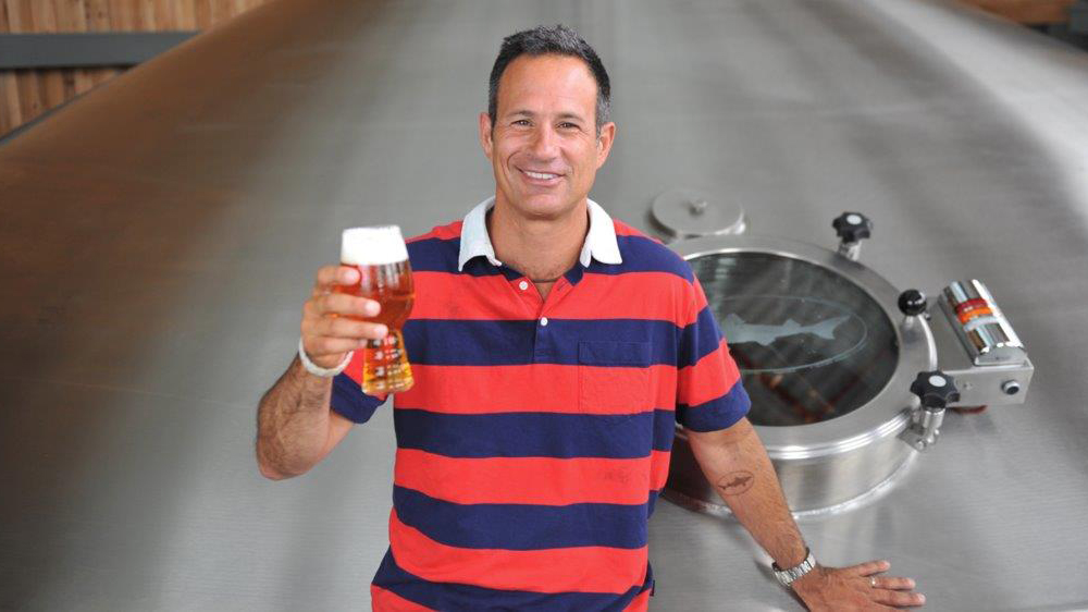 Sam Calagione's Nipples!