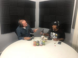 Sippin' On Beer & Wes Juice - In Studio with Wes Boone